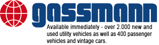 Gassmann GmbH - Commercial vehicles - construction machines
